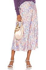 Rebecca Minkoff Davis Skirt in Multi