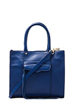 x REVOLVE Mab Tote Mini in Electric Blue