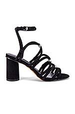 Rebecca Minkoff Apolline Sandal in Black