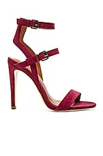 Rosalie Heel in Crimson