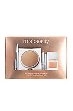 RMS Beauty Savannah Peach Collection in Monterey, Scarlett Peach, Savannah Sunset & Peach