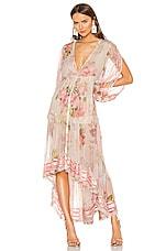 ROCOCO SAND Melody Maxi Dress in Colorful