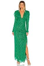 ROCOCO SAND Elna Dress in Green