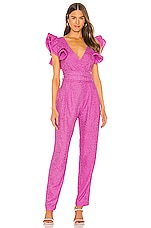 retrofete Shelley Jumpsuit in Pink