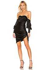 retrofete Cori Dress in Black