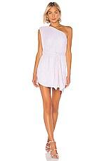 retrofete Ella Dress in Pearl White