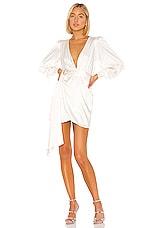 retrofete Danielle Dress in White