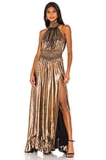 retrofete X REVOLVE Carly Gown in Bronze