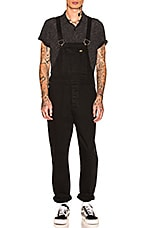 ROLLA'S Trade Overalls in Black