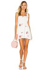 ROLLA'S Jasmine Dress in Vanilla