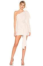 Ronny Kobo Rema Dress in Cream