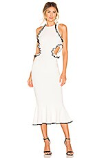 Ronny Kobo Daliah Dress in White