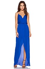 Rory Beca MAID by Yifat Oren Jones Gown in Royal