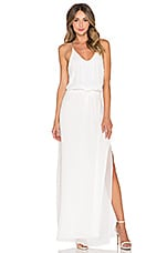 Cey Maxi Dress in White