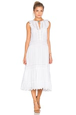 ROBE COURTE SLEEVELESS VOILE LACE