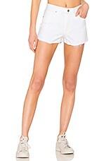 RtA Ace Short in Prime White