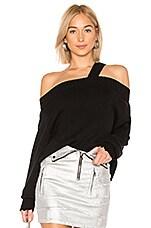 RtA Beckett Sweater in Uno Black
