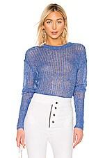 RtA Gilda Sweater in Cobalt