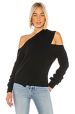 RtA Juliet Sweater in Black