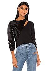 RtA Teagan Sweater in Black