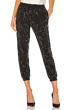 RtA Finn Embellished Jogger in Starry Eyed