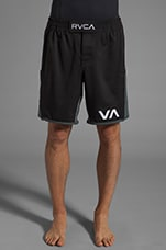 Teep Short in Black