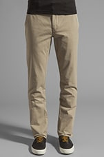All Time Chino Pant in Khaki
