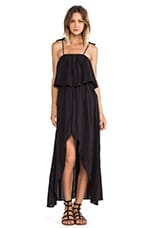 RVCA Luck Now Dress in Black