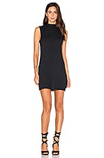 RVCA Banked Sweater Dress in Black