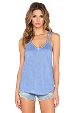 Tanga Tank in Blue Crest
