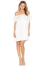 RACHEL ZOE Madelyn Dress in Ecru