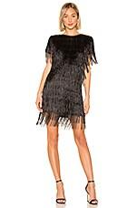 RACHEL ZOE Eddy Dress in Black