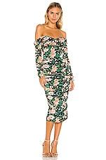 RACHEL ZOE Louanne Dress in Multi