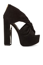 Hayes Heel in Black