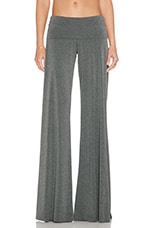 Carol Wide Leg Pant in Ashes