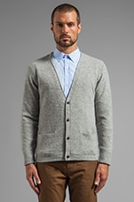 Conroy Cardigan in Grey