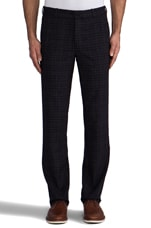 Fenton Suit Pant in Chagln Plaid