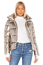 SAM. Taylor Puffer Jacket in Pyrite