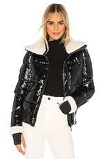 SAM. Ellie Puffer Jacket in Caviar
