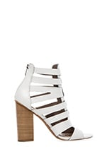 Yazmine Heel in Snow White