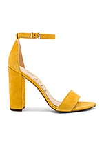 Yaro Heel in Sunset Yellow