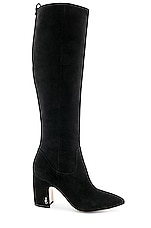 Sam Edelman Hai Boot in Black
