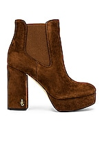 Sam Edelman Abella Bootie in Toasted Coconut