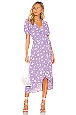 Sanctuary Meadow Wrap Dress in Hello Spring