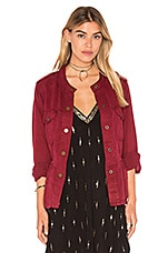 Marni Surplus Jacket en Boheme Red