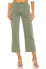 Sanctuary Unearthed Patch Pocket Pant in Peace Green