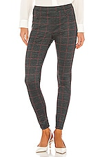 Sanctuary Grease Legging in Houndstooth Plaid