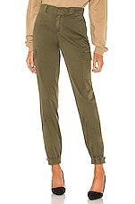Sanctuary Commander Cargo Jogger in Army Green