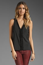 Go West Cami in Black