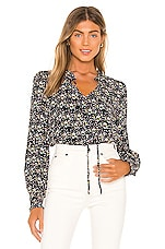 Sanctuary Resolution Blouse in Winter Fresh
